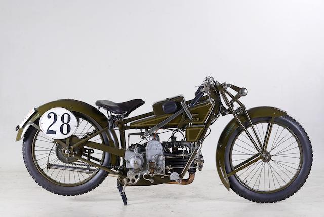 1926 Moto Guzzi 498cc C2V Racing Motorcycle Frame no. 4203 Engine no. N3916