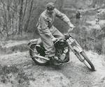 Ex-works; Hugh Viney; 1947 Scottish Six Days Trial-winning, 1946 AJS 348cc 16MC Trials Frame no. 582/C Engine no. 47/16MC 489