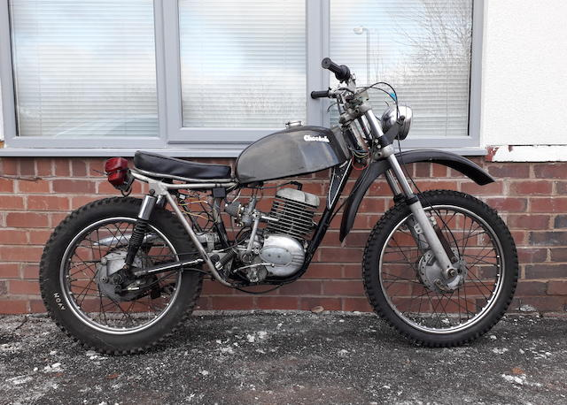 1968 Cheetah 250cc Trials Motorcycle Frame no. 1542 Engine no. to be advised