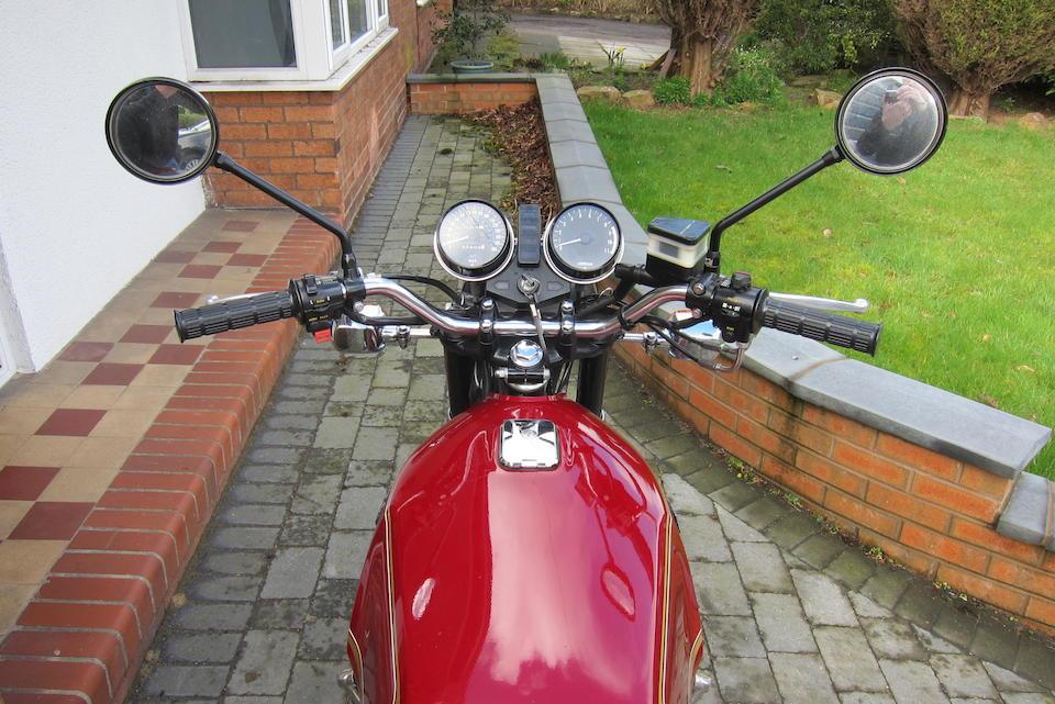 1979 Kawasaki 1015cc Z1000 Mk.II Frame no. KZT00A-040082 Engine no. KZT00AE-087083