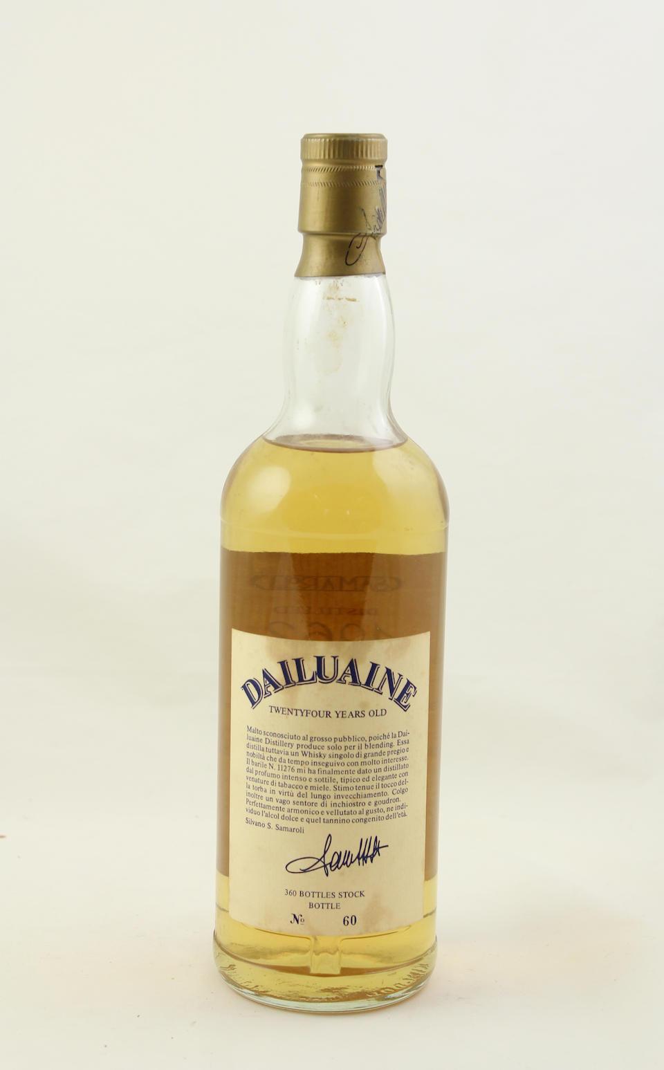Dailuaine-24 year old-1962