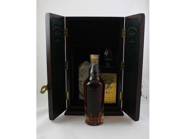 Bowmore-40 year old-1955