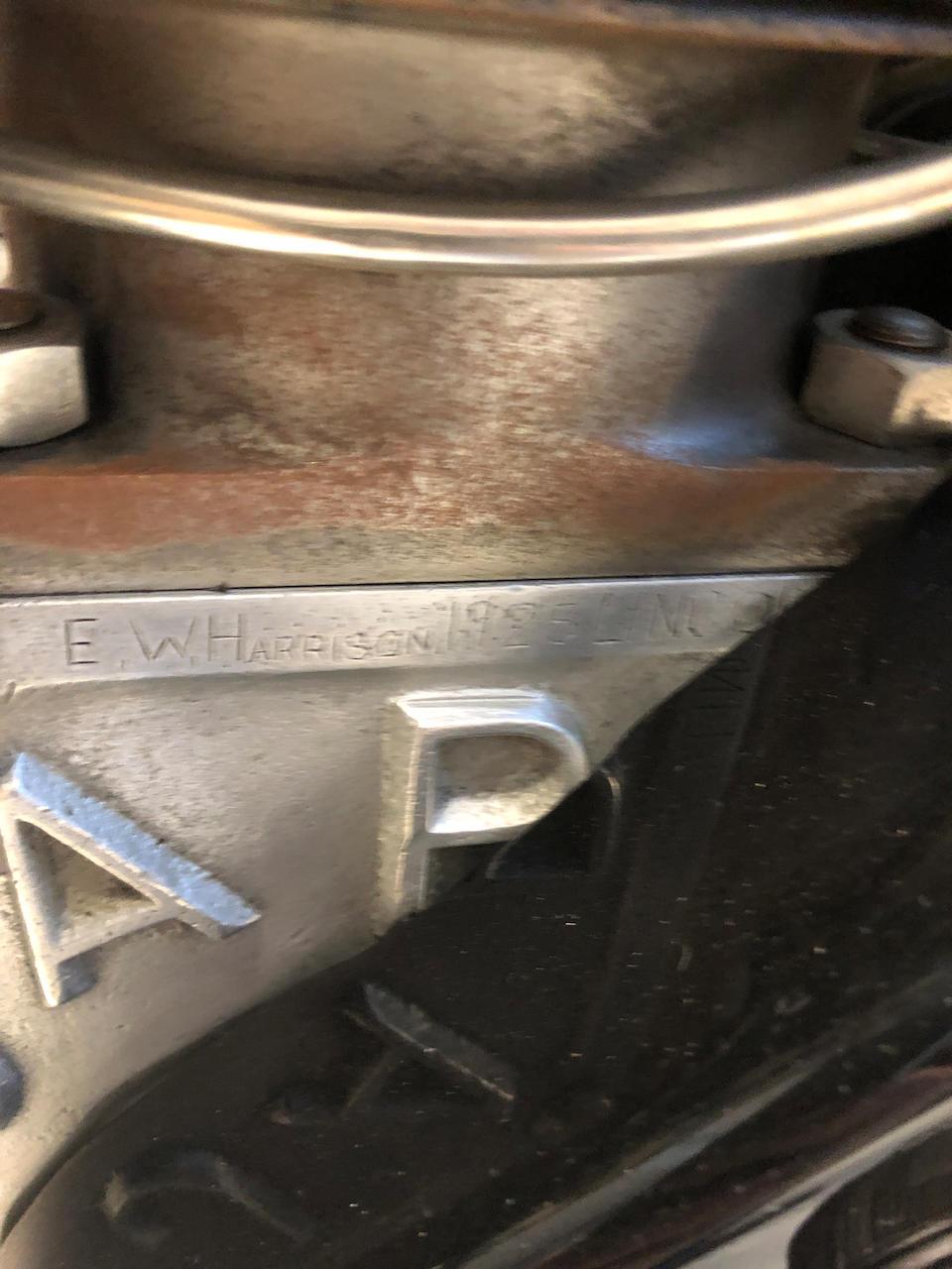 1924 Brough Superior 980cc SS80 Frame no. 181 Engine no. 23439
