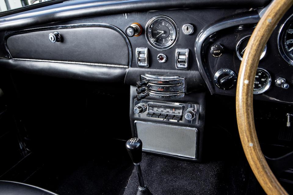 1966 Aston Martin DB6 Vantage Sports Saloon  Chassis no. DB6/2498/R