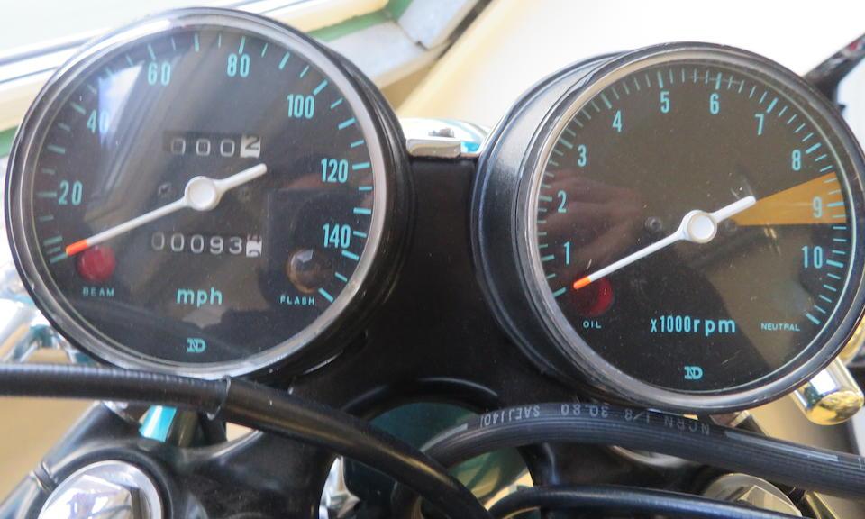 1969 Honda CB750 'Sand Cast' Frame no. CB750-1000975 Engine no. CB750E-1001065