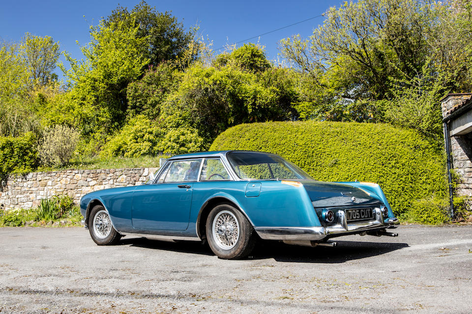 From the collection of the late Barry Burnett,1963 Facel Vega Facel II Coupé  Chassis no. HK2AB104