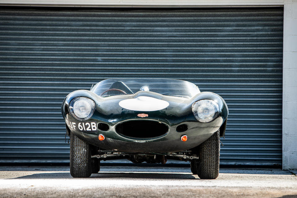 From the collection of the late Barry Burnett,1964 Jaguar D-Type Re-creation  Chassis no. to be advised