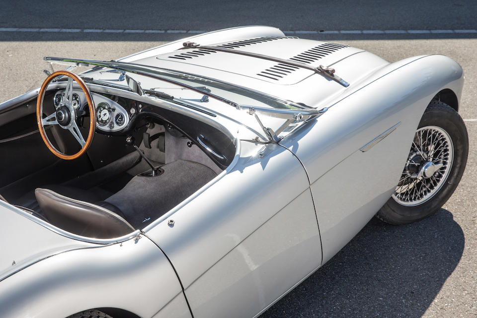 1955 Austin-Healey  100M Roadster  Chassis no. BN2-L/228308