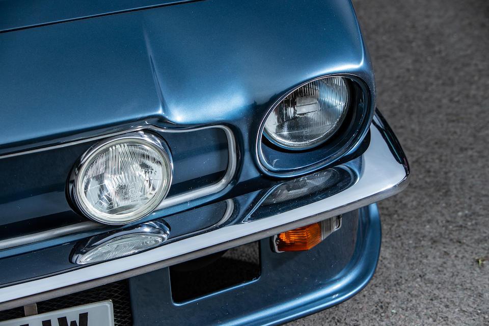 1987 Aston Martin V8 Vantage X-Pack Sports Saloon  Chassis no. SCFCV81V8JTR12576