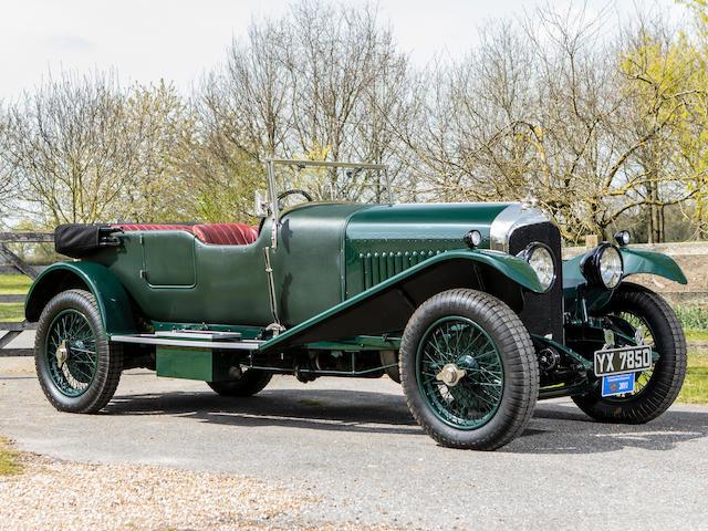 1928 Bentley 4½-Litre Tourer