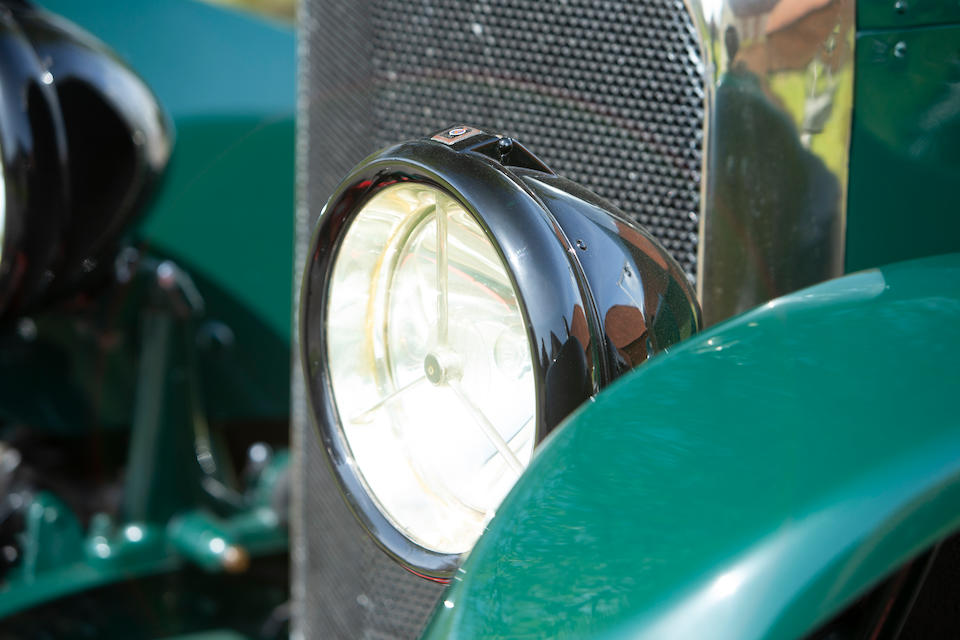 1928 Bentley 4½-Litre Tourer  Chassis no. MF3157 (see text)