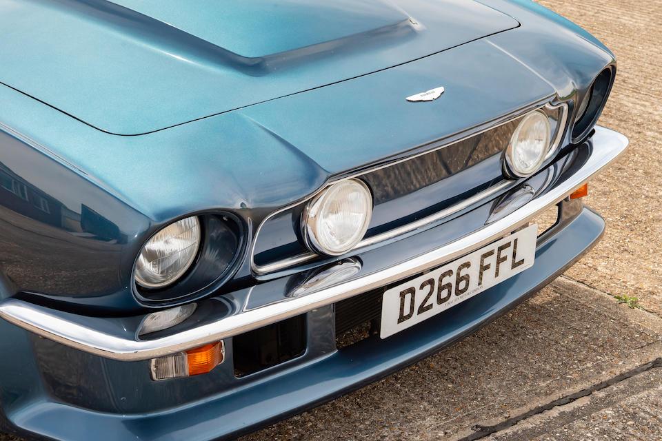 1987 Aston Martin V8 Vantage 'X-Pack' Volante  Chassis no. 15569