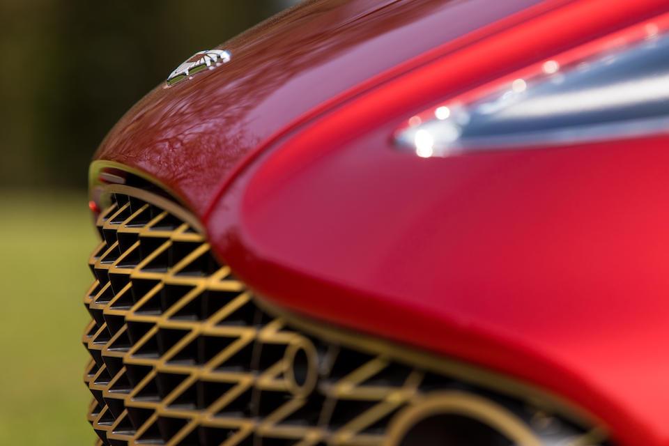 2019 Aston Martin Vanquish Zagato Shooting Brake  Chassis no. SCFNLCUZ7KGJ54496