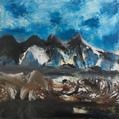 Sidney Nolan (1917-1992) Antarctic, 1964