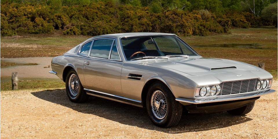 1969 Aston Martin DBS Sports Saloon  Chassis no. DBS/5373/R