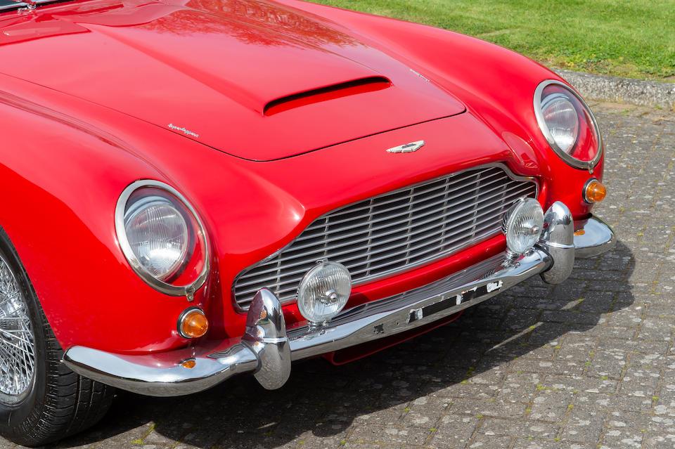 1963 Aston Martin DB5 Sports Saloon  Chassis no. DB5/1336/L