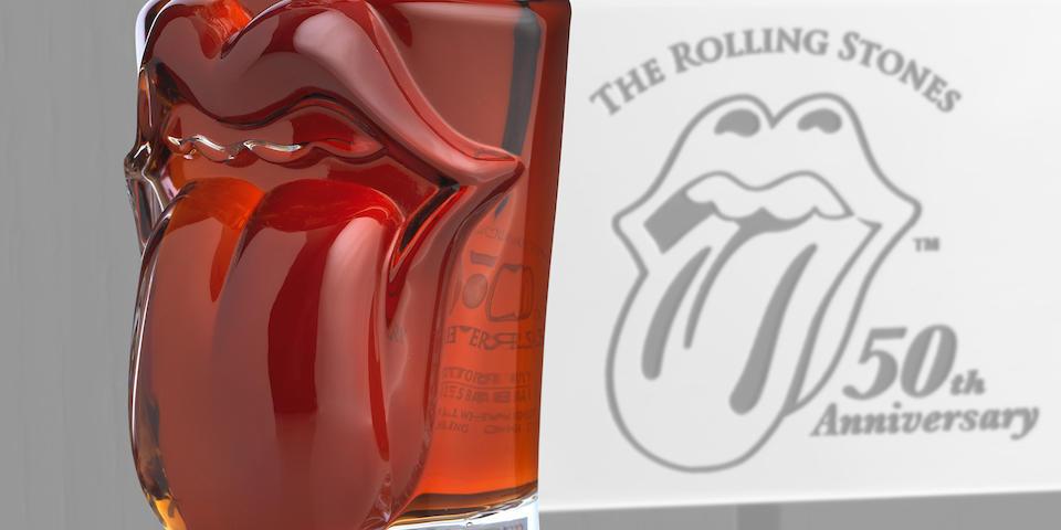 Suntory Rolling Stones-50th Anniversary