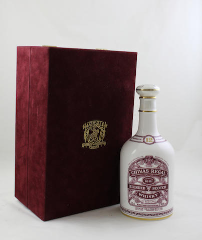 Chivas Regal-12 year old Grand National-150th Anniversary