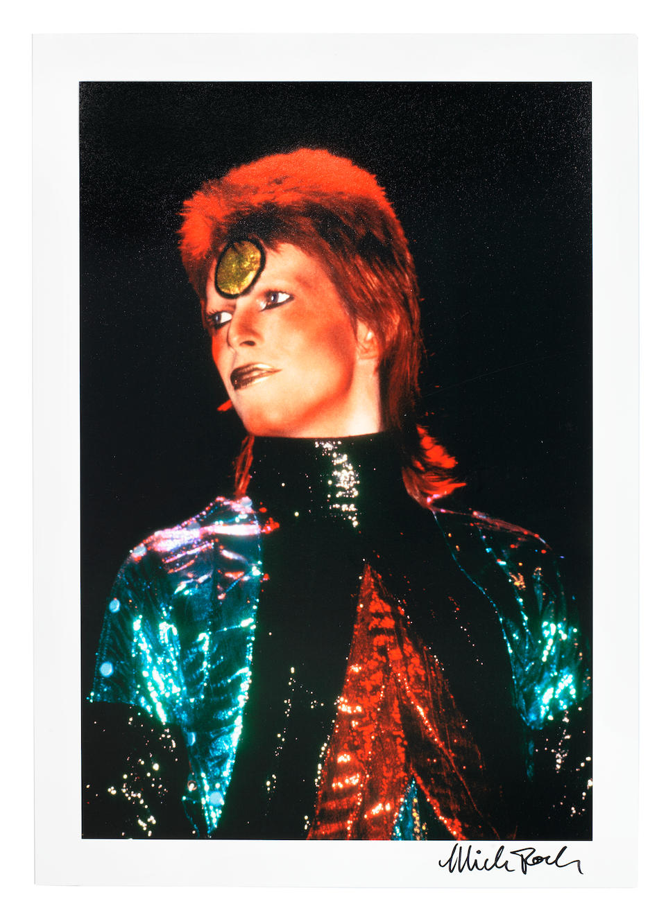David Bowie: 'The Rise of David Bowie 1972-1973' by Mick Rock, Taschen, 2015,