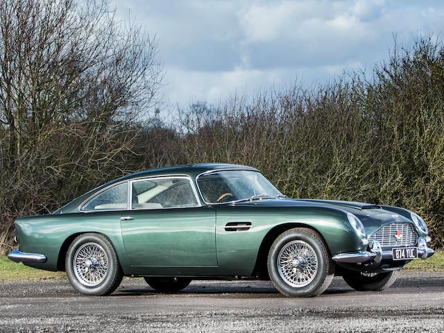 1962 Aston Martin DB4 'Series IV' Vantage