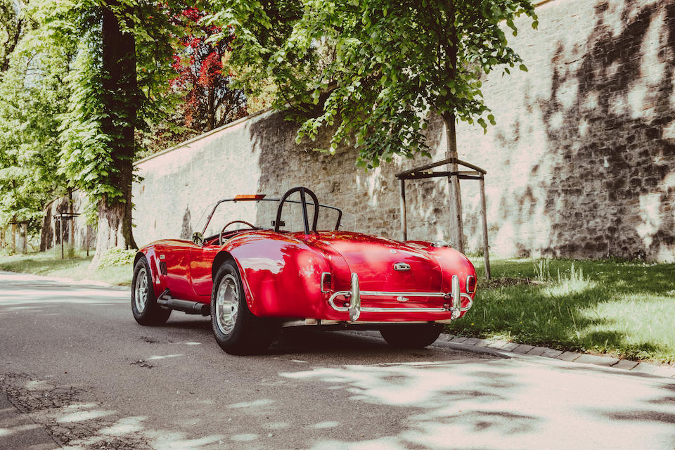 1966  Shelby Cobra 427 Roadster  Chassis no. CSX3276