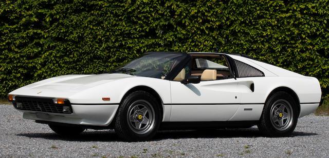 A mere 39,000 kilometers from new, 1983 Ferrari 308 GTSi Quattrovalvole Chassis no.  ZFFLA13S000045673