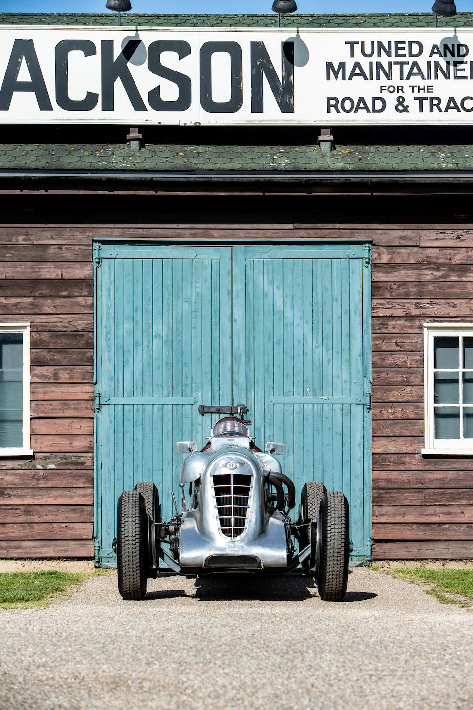 The first 4½-Litre model; 1928 Le Mans-winning, Barnato/Rubin; Richard Marker; Vaughan Davies; Stanley Mann,1927 Bentley Jackson Special 'Old Mother Gun'  Chassis no. RRJ1/ST3001