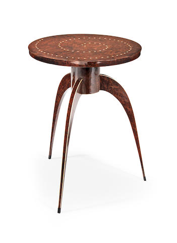 Jacques-Émile Ruhlmann (French, 1879-1933), In the Style of  An Occasional Table, circa 1928