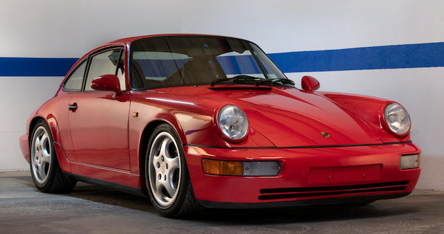 1991 Porsche  964 Carrera RS   Chassis no. WP0ZZZ96ZNS490908