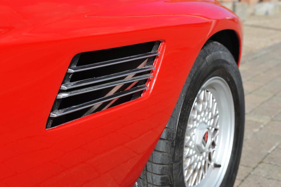 1973 Intermeccanica Indra Fastback Coupé  Chassis no. 100025414