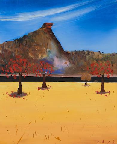 Arthur Boyd (Australian, 1920-1999) Pulpit Rock