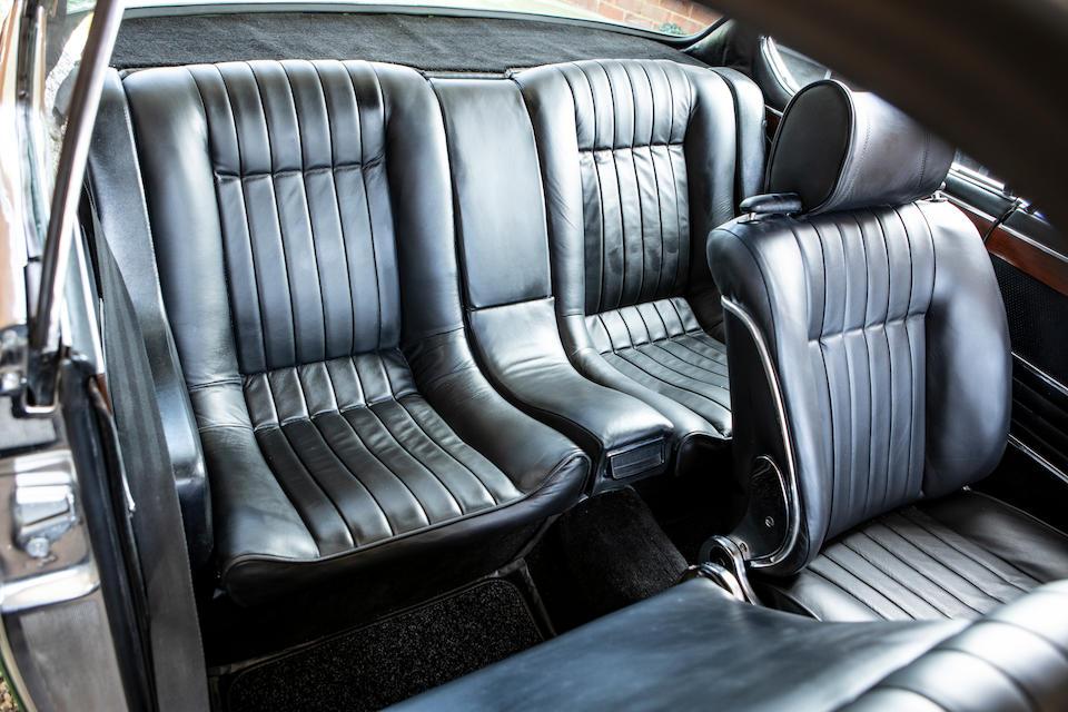 1974 BMW 3.0 CSi Coupé  Chassis no. 4350169