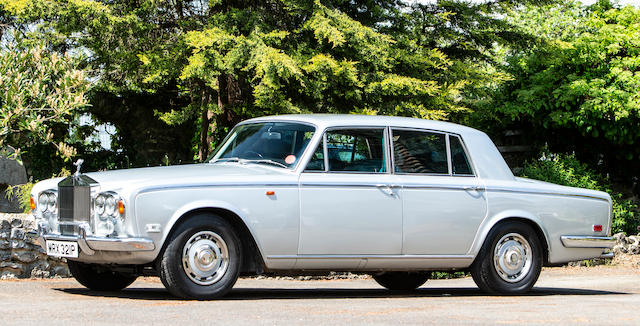 1976 Rolls-Royce Silver Shadow Saloon  Chassis no. SRH24147