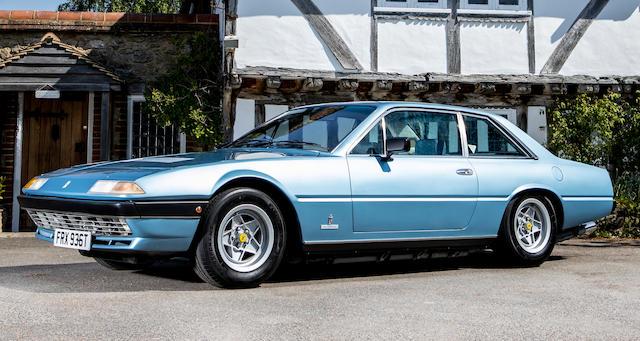 1979 Ferrari 400 GT Coupé  Chassis no. 27181