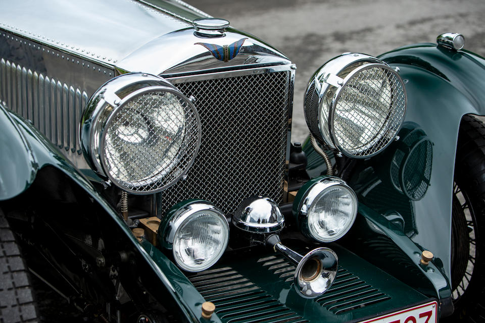 1932 Invicta 12/45 4½-Litre Tourer  Chassis no. L66 (see text)