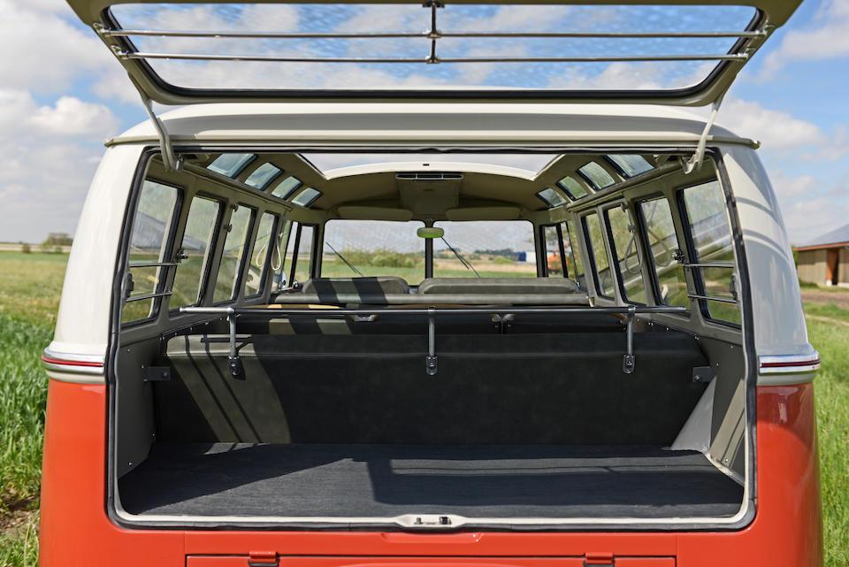 1965 Volkswagen Type 2/T1 Samba 21-Window Microbus  Chassis no. 245 122 891