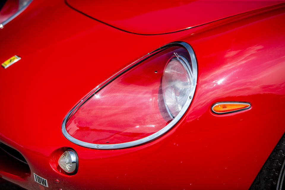 1965 Ferrari 275 GTB 'Alloy' Berlinetta  Chassis no. 08061 Engine no. 08061