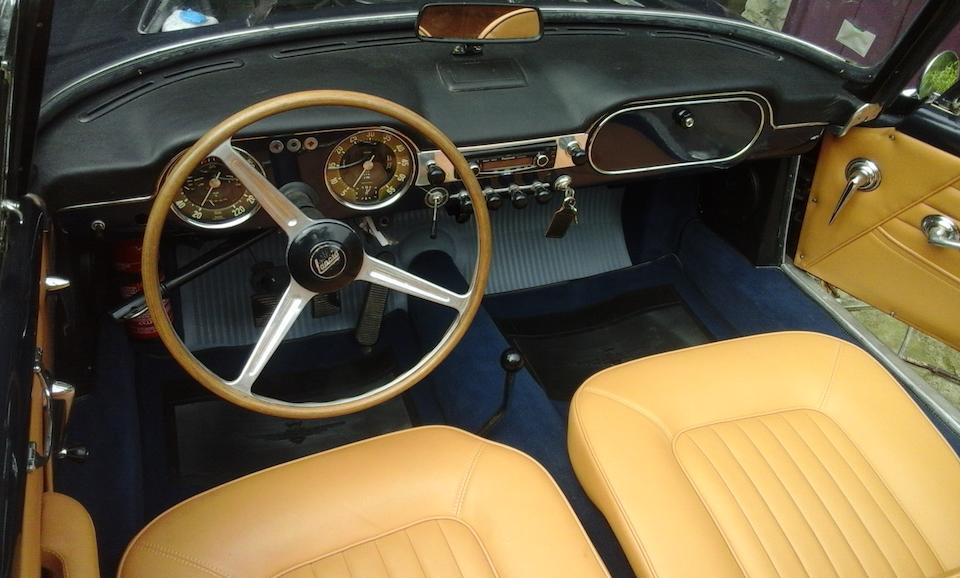 1960 Lancia Flaminia GT Cabriolet  Chassis no. 82 404 1176