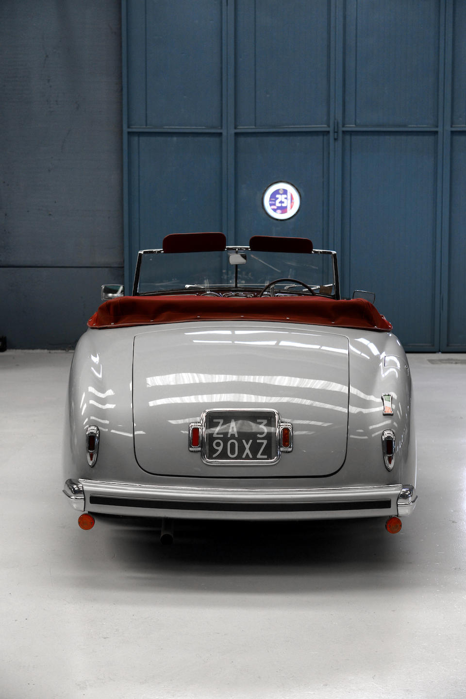 1947 Alfa Romeo  6C 2500 Sport Cabriolet 'Extralusso'  Chassis no. 915335