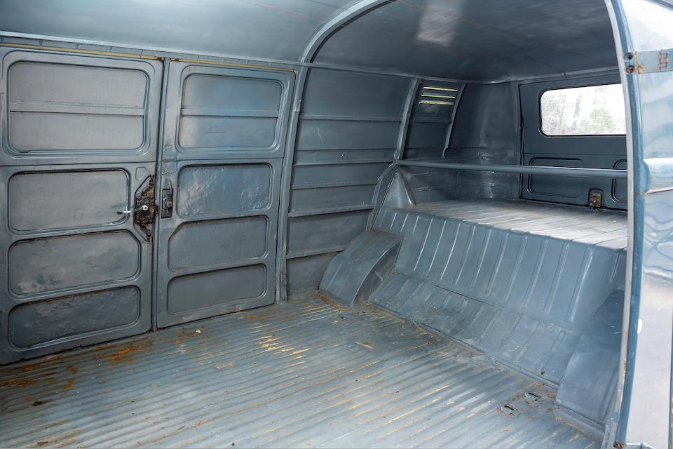 1956 Volkswagen Type 2 Combi Van  Chassis no. 20138061