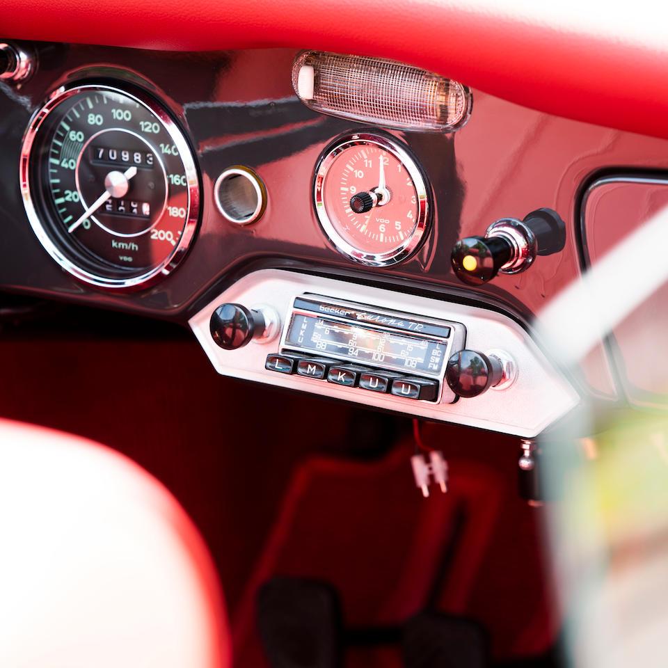 1960 Porsche  356B T5 Super Cabriolet  Chassis no. 154385