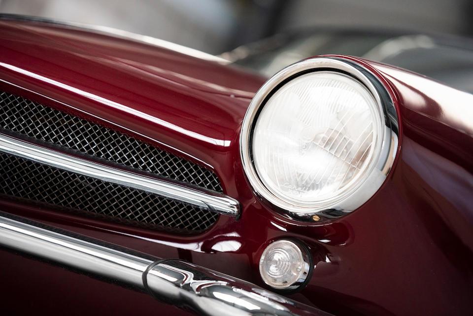 1961  Alfa Romeo  Giulietta SS Coupé  Chassis no. AR101 2000551
