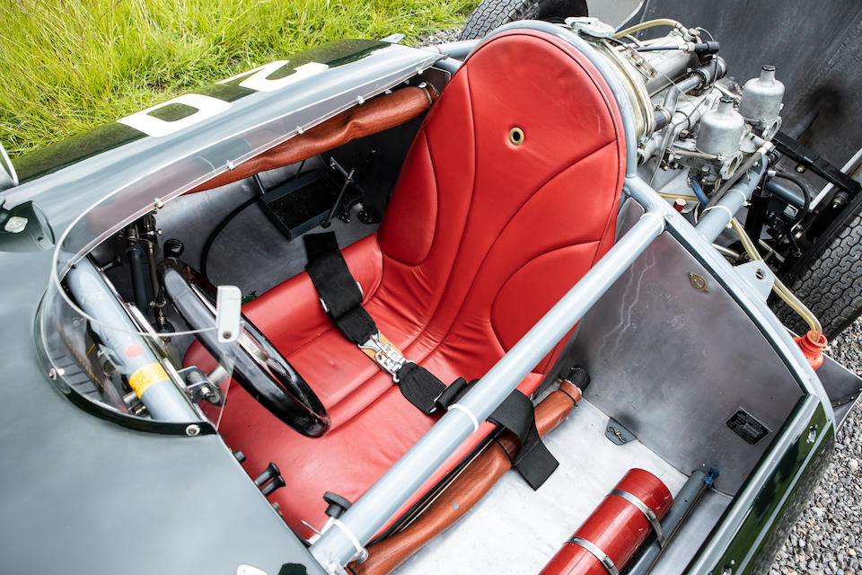 1956 Cooper T39 Bobtail  Chassis no. CS/3/56 (see text)
