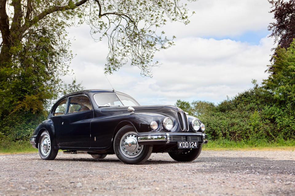 1950 Bristol 401 Sports Saloon  Chassis no. 401 274
