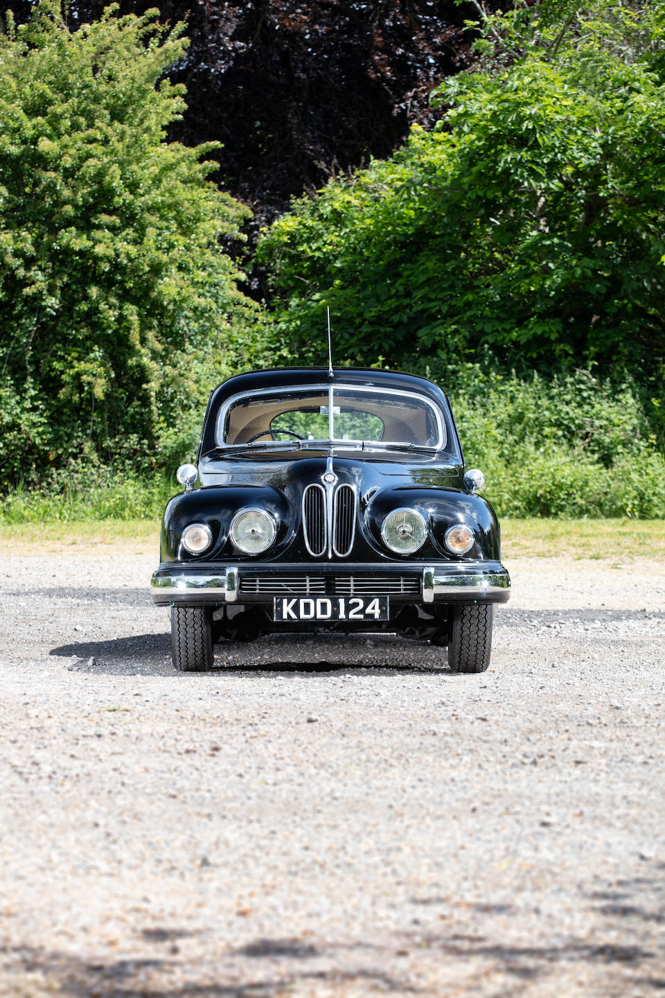 1950 Bristol 401 Sports Saloon  Chassis no. 401 274