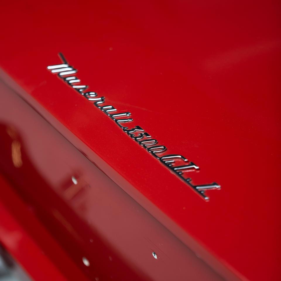 1964  Maserati  Sebring Series I Coupé  Chassis no. 101.01975