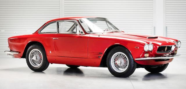 1964 Maserati Sebring Series I Coup & # 233;  Chassis no.  101.01975