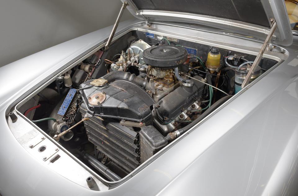 1960 Lancia Flaminia 2.5-Litre Convertible  Chassis no. 824 04.1180