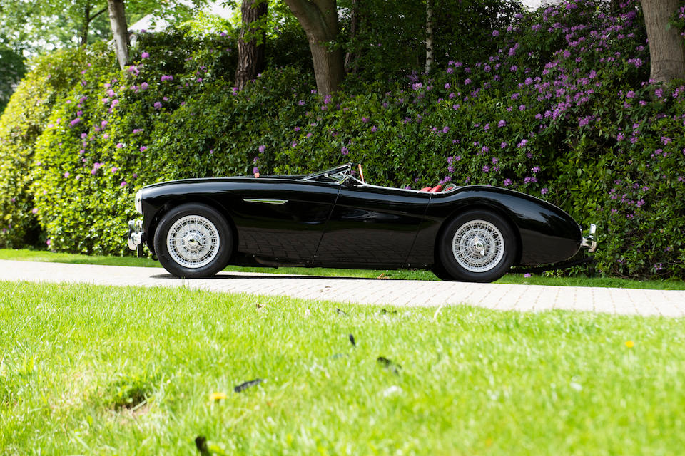 Concours condition,1956 Austin-Healey  100/4 BN2  Chassis no. BN2/L/228821 Engine no. 1B228821M