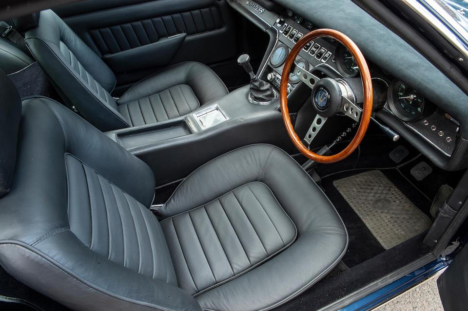 1972 Maserati Ghibli SS 4.9-Litre Coupé  Chassis no. AM115/49 2452